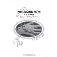 Mini mintagyűjtemény 48 mintával Henna