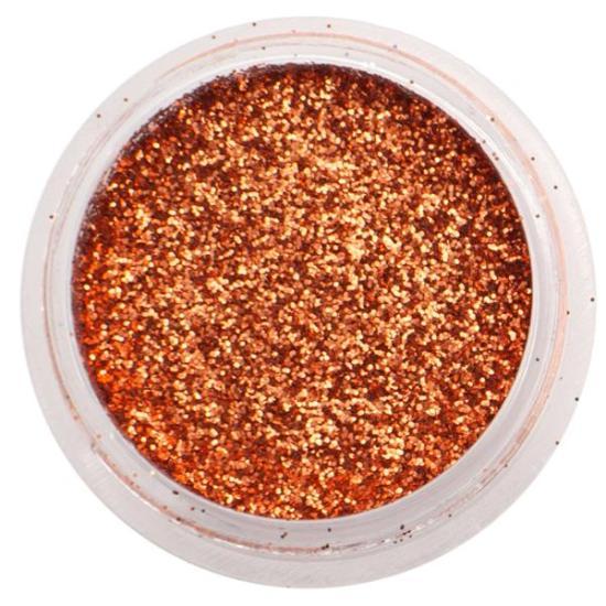Barna csillámpor - Bronz csillámpor Metál színű csillámpor