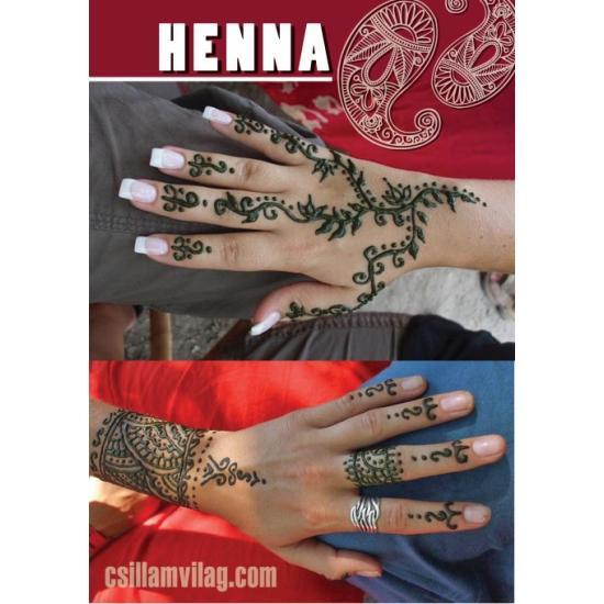 Henna poszter 2. A3-as Poszter