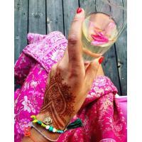 Hennafestés tanfolyam 1. Kezdő hennafestés (1 napos)