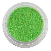 Zöld színjátszó csillámpor világos Színjátszó csillámpor